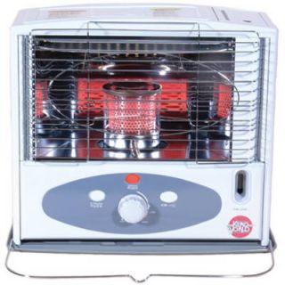 Radiant Style Kerosene Wick Heater Heats 420 Sq Ft 013204201005