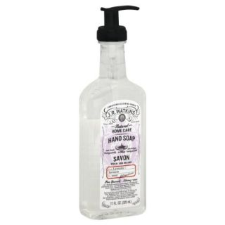 Natural HOME care clear LAVENDER liquid hand SOAP pump dispenser 11oz