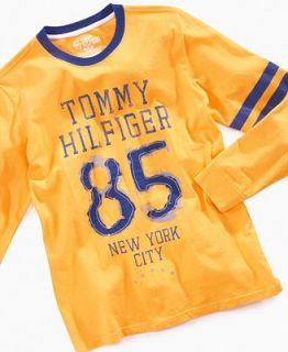Tommy Hilfiger Kids T Shirt, Little Boys Long Sleeve Rogelio Tee