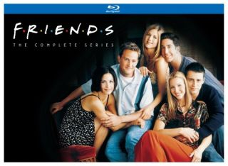 Brand New★friends Complete Series Collection Blu RAY★21 Disc Set
