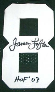 James Lofton Signed Auto HOF03 Green Bay Packers Jersey