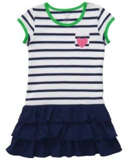 Carters Kids Tops, Little Girls Stripe Tunic   Kids