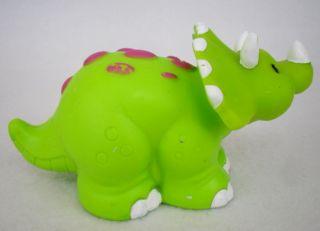 Fisher Price Little People Dinosaur Triceratops 2005 Mattel