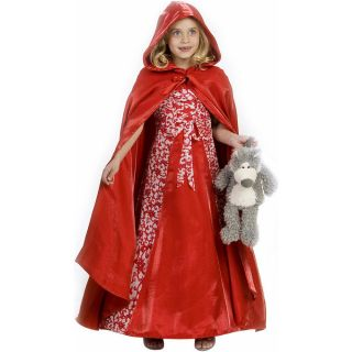 Red Riding Hood Child Costume Little Red Riding Hood Little