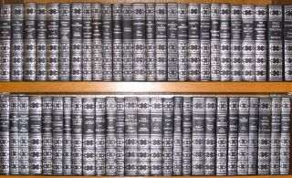 this is a 53 volume collection of classic literature books