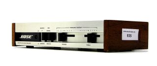 Bose 901 Series III Active Equalizer