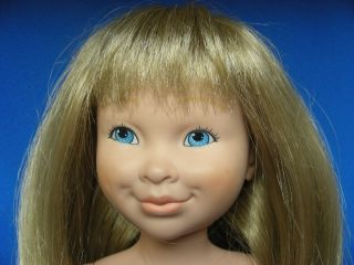 Pleasant Company Hopscotch Hill Blonde Logan Doll 16 American Girl