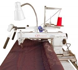 Queen Quilter 18 Long Arm Quilting Machine Adj Frame