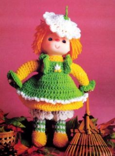 Friends Doll Crochet Patterns Dumplin Designs Style Like Lollipop Lane