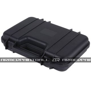 Hard Cover Pistol Case Paintball Airsoft High Quality 12 Length Free