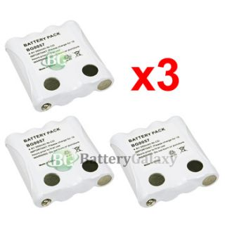 Two Way Radio Battery 350mAh for Uniden BP40 BP38 380 380 2 680 635