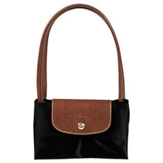 Longchamp Le Pliage Small Tote Bag Black