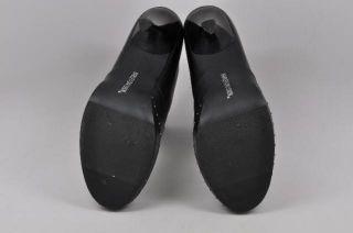 Harley Davidson Lizabeth Black Leather Studded Boots Heels Size 8 5