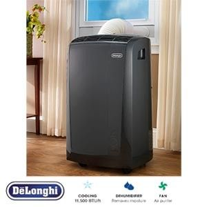 DeLonghi Pinguino 11 500 BTU Portable Room Air Conditioner