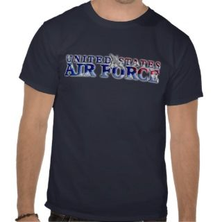 United States Air Force   T Shirt