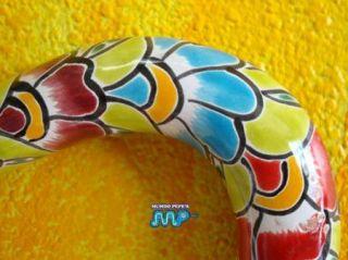Talavera Snake Dia de Los Muertos 33 Mexico Ceramic