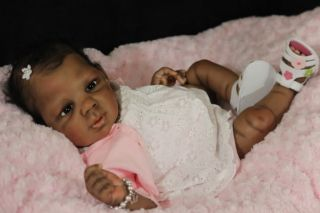 Prototype Trinitee by Lorna Miller Sands Beautiful Ethnic AA Biracial