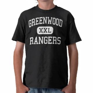 Greenwood   Rangers   High School   Midland Texas Shirts