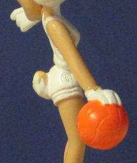 Space Jam Lola Bunny 3 Plastic Figure McDonalds 1996