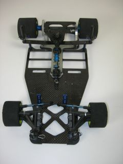 Team Associated 1 12 Scale Pan Car Chassis