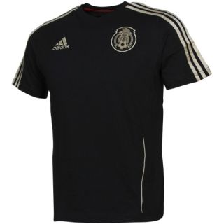 mexico crest premium soccer t shirt black always have the right look