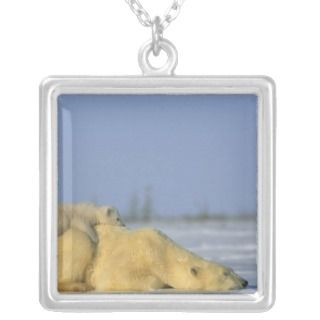 Canada. Ursus Maritimus Custom Necklace