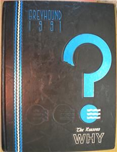 1991 Lyman High School Yearbook Longwood Florida