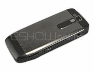 New Black Full Housing Cover+ Keypad for Nokia E66 To Replace Your