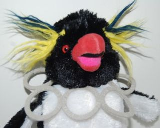 Build A Bear Mini Happy Feet Lovelace Penguin King