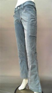 Lucy Love The Tommy Pant Junior 5 6 Corduroy Stretch Flare Pants Blue