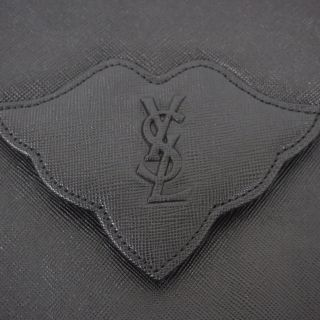 Vintage Mint Yves Saint Laurent YSL Envelope Clutch Bag Decorative