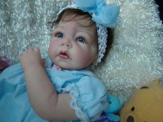 Baby Nursey Reborn baby Kassi ~ Luca by Elly Knoops ~ Beautiful OOAK