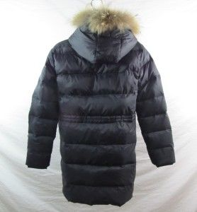 MONCLER Womens Lucie Puffer Down Filled Coat Jacket Size 0 XS Retail