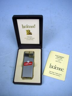 Lucienne Electronic Cigarette Lighter in Original Box