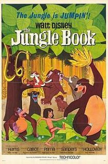 Gallery The Jungle Book Mowgli King Louie Walt World 29x39