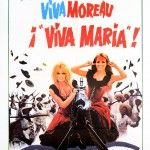 Viva Maria Spanish linenbacked Orig Movie Poster