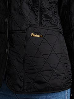 Barbour Winter liddesdale with fleece lining Black   House of Fraser