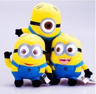Despicable Me Minion 6 Plush Toy Doll Brand New