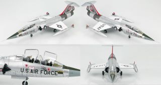 72 die cast model 58th ttw 418th tfts luke air force base arizona 1976