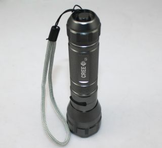 700 Lumens UltraFire 3 Mode CREE Q5 LED 18650 Flashlight Torch Lamp