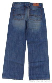 Lucky Brand Mens Jeans Relaxed Straight Leg Denim Jean Size 32 30 New