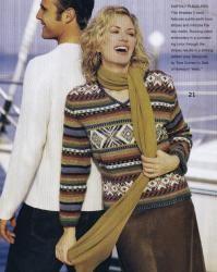 Vogue Knitting Patterns Cardigan Stole Pullover Coat Jacket Vest Dress