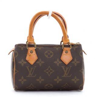 Louis Vuitton Mini HL Speedy Bag Purse