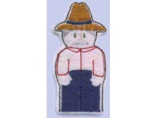 Old MacDonald Machine Embroidery Designs