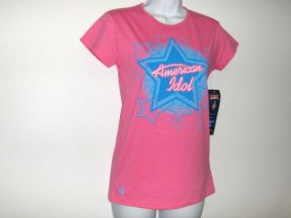 American Idol Tee Shirt by Lyric Culture New w Tags