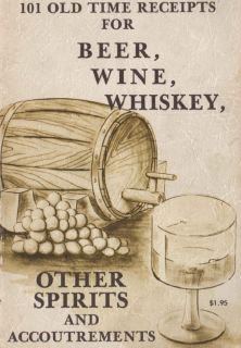 11 RARE Books Home Wine Whiskey Making Beer Brewing CD D317