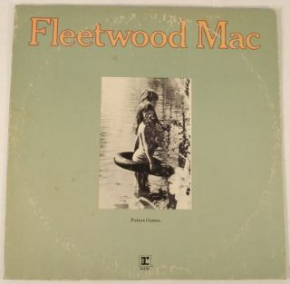 Fleetwood Mac Future Games 1971 LP RS 6465