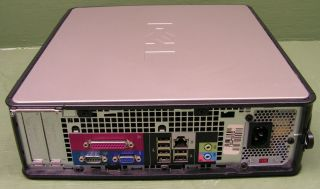Fast Dell 755 Desktop Core 2 Duo 2 33GHz 2 0 80 DVD RW Vista EXTRAS