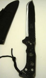 Zombie Hunting Walking Dead apocolypse Combat Survival Fight Machete