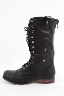 Madden Girl Geirard Fashion Boots Women Shoes 6 5 M